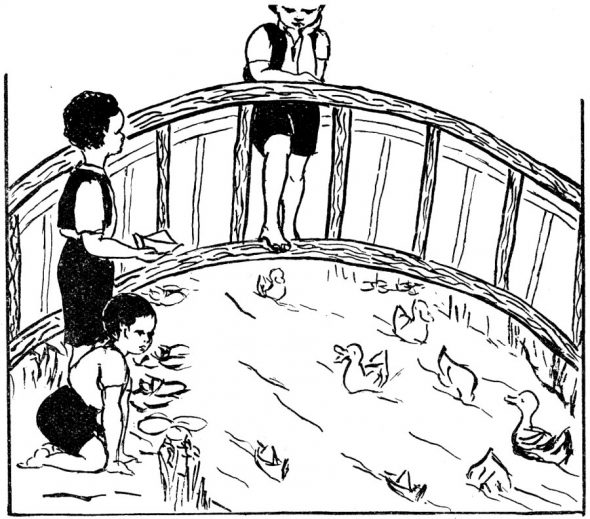 Histoire pour les enfants scouts de saint Jean de Dieu