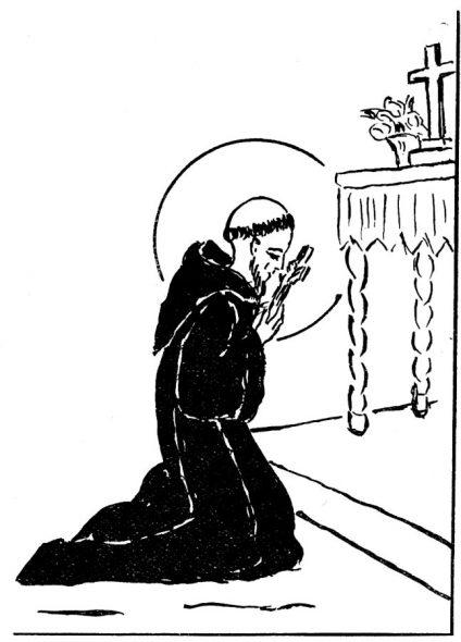 Histoire à lire en ligne - Saint Jean de Dieu, mort à genoux au pied de l'autel