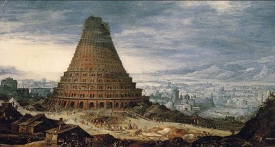 Tour de Babel, Dieu punit les orgueilleux - Histoire chrétiennes pour le catéchisme
