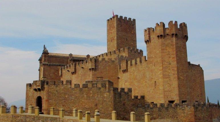 Le chateau natal de Saint François Xavier