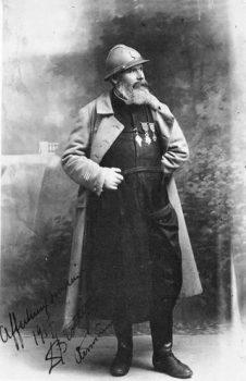 L'héroïsme du père Brottier durant la grande Guerre