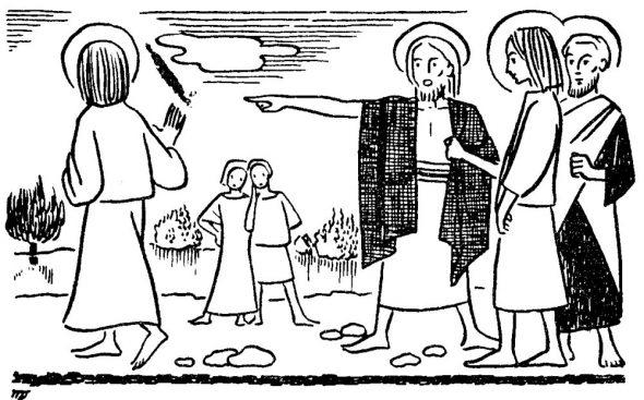 Saint Jean, Le premier apôtre à suivre Jésus - Histoire du Nouveau Testament pour les enfants