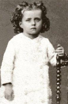 L'enfance de sainte Thérèse de Lisieux - 3 ans