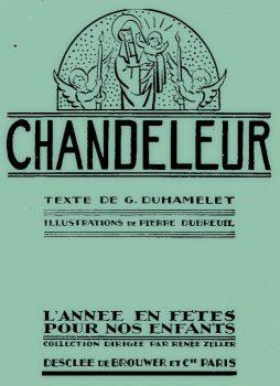 Récit et explications de la Chandeleur à lire le soir aux enfants