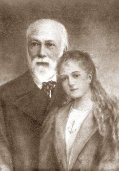 Thérèse de Lisieux et son papa saint Louis Martin