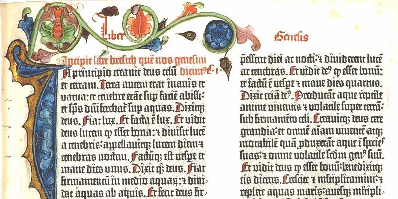Bible et Livres Saints