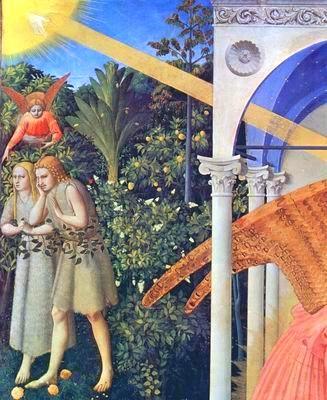 Adam et Ève - Punition et Promess
