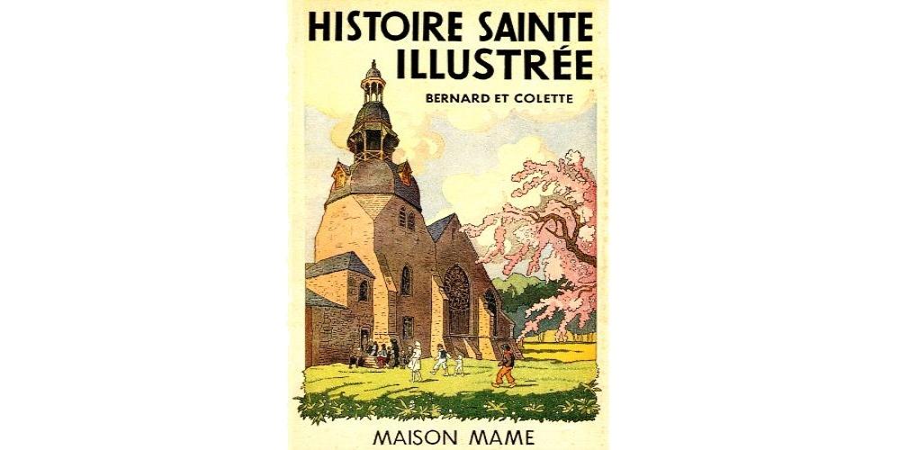 Lire l'Histoire Sainte pour les petits