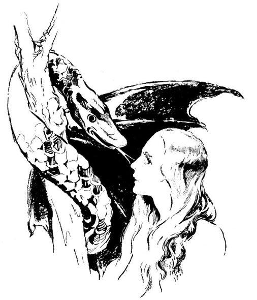 Pour le catéchisme : Ève a écouté le serpent.