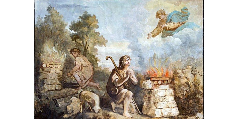 Le sacrifice d'Abel - raconté aux enfants du catéchisme