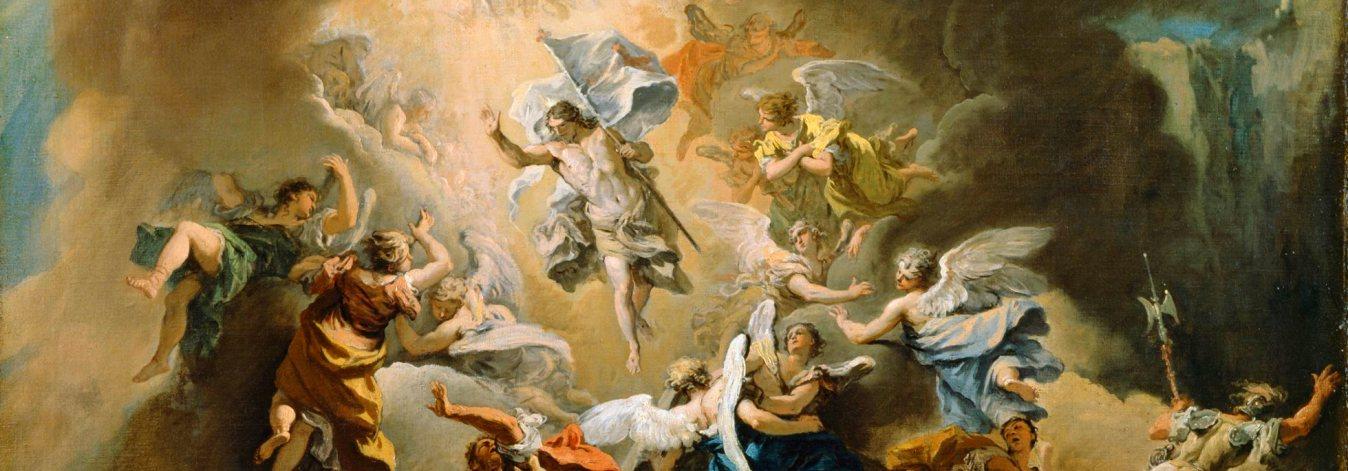 Histoire pour la fête de Pâques