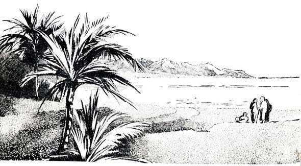 Récit biblique - Moïse, l'Égypte et la mer rouge