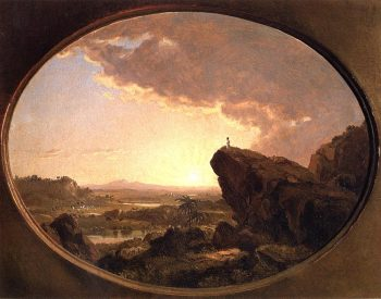 Moïse contemple la Terre Promise
