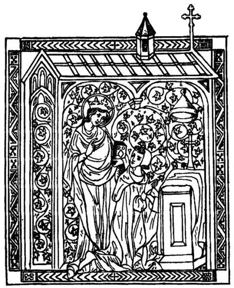 Du Chevalier à qui Notre-Dame s'apparut