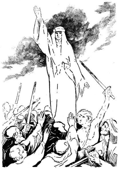 Le peuple acclama Salomon