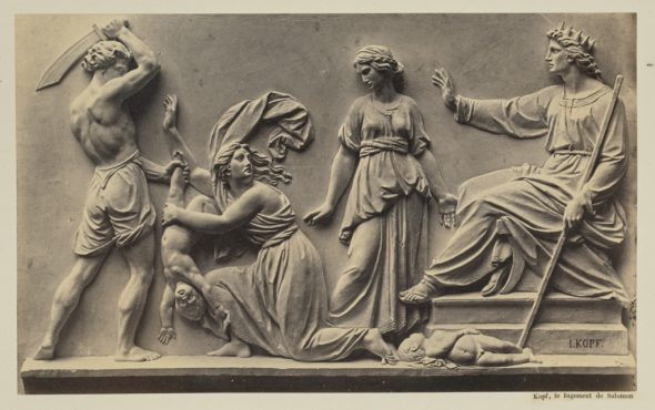 Histoire sainte à lire aux enfants : Jugement de Salomon