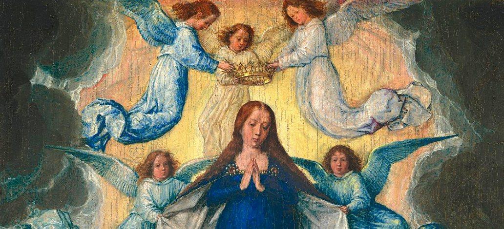 Assomption _ Montée au ciel de la Vierge Marie