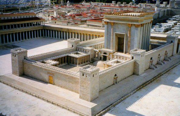 Salomon et le Temple de Jérusalem