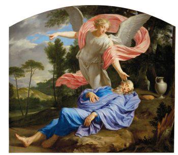 Le prophète Élie raconté aux enfants