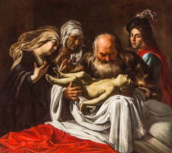 Élie ressuscite le fils de la veuve de Sarepta