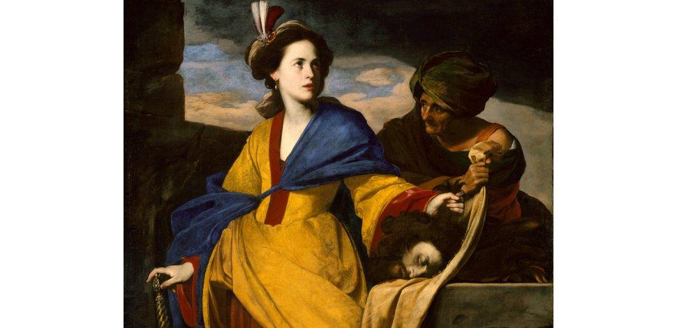 expliquer la bible aux enfants : Judith et Holopherne
