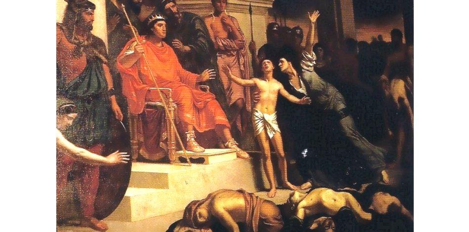 Les Sept martyrs Maccabées