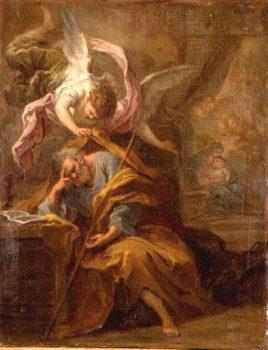 Bible pour les enfants du catéchisme : L'Ange Gabriel visite le prophète Daniel