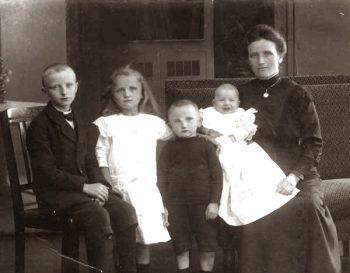 Famille, Franz Stock est l'aîné