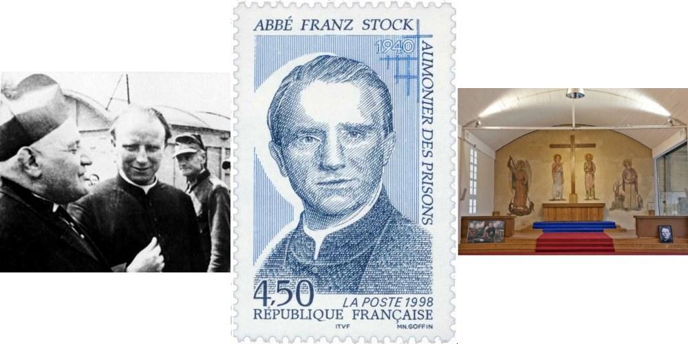 abbé Franz Stock séminaire des barbelés près de Chartres